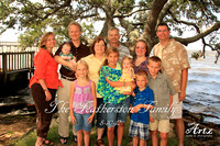August 10, 2012 The Featherston Family