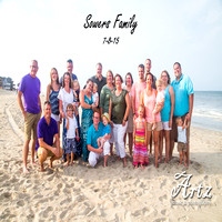 Sowers Family - July 8, 2015