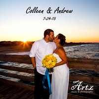 Colleen & Andrew - July 24, 2015