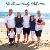 Abrams Family - July 30, 2015