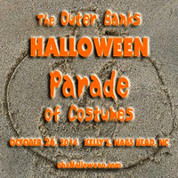 Outer Banks Halloween Parade of Costumes - 2014 Portraits