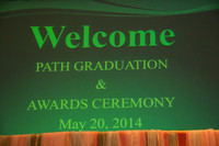 PATH Graduation - May 20, 2014