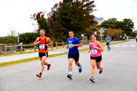 Outer Banks Marathon - Nov. 9, 2014