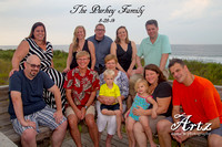 Purkey Family - August 28, 2014